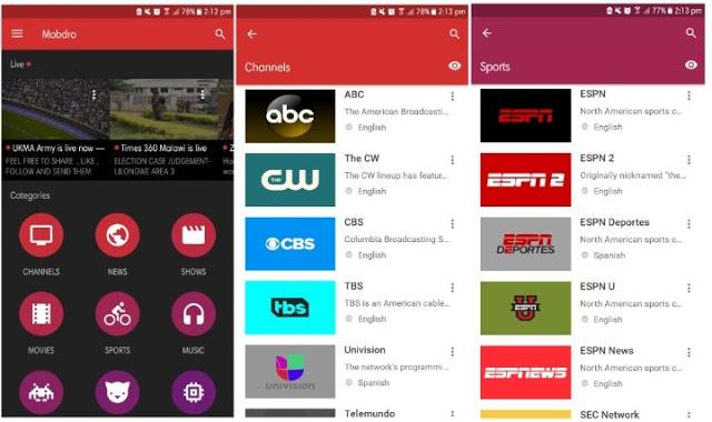 10 Aplikasi Recommended Untuk Streaming Bola 2020