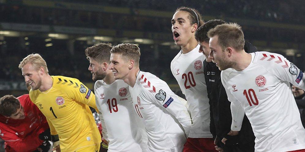 Daftar Nama Pemain Lengkap Timnas Denmark 2020
