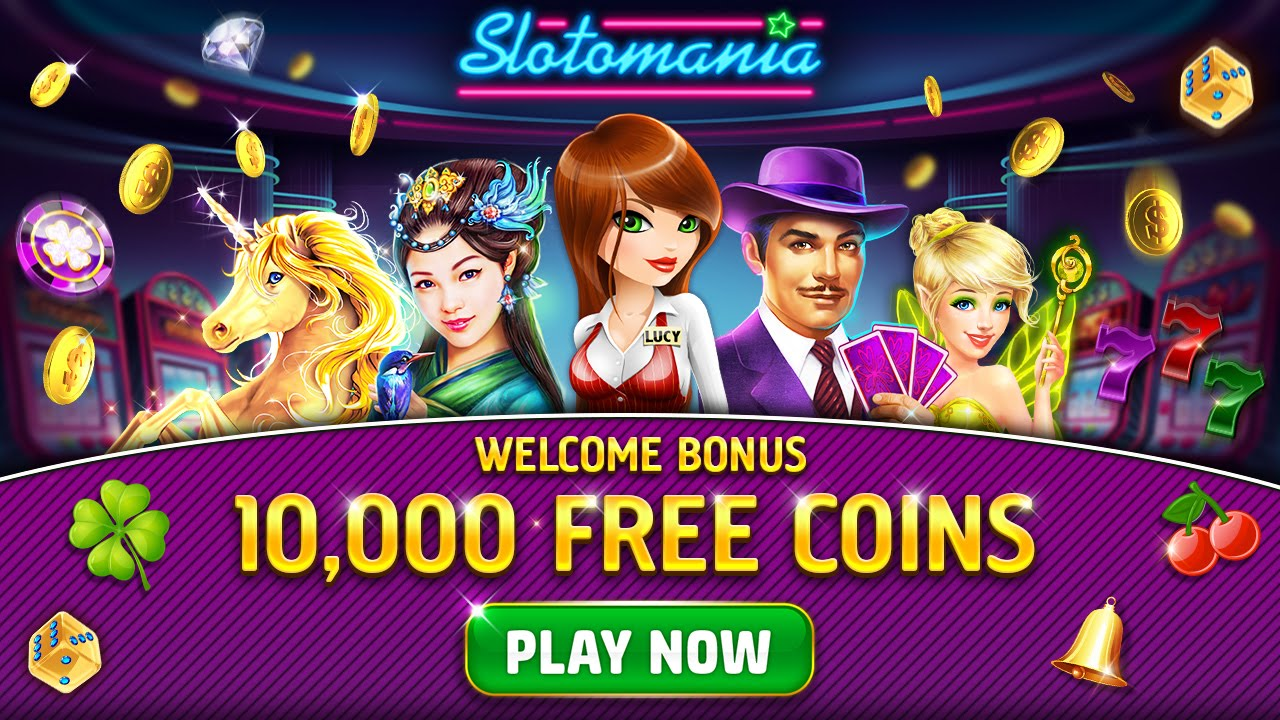 Slotomania - Vegas Slots Casino 1